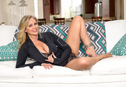 Julia Ann & Ryan Ryder in My Friend's Hot Mom story pic