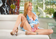 Julia Ann & Tyler Nixon in My Friends Hot Mom - Sex Position 1