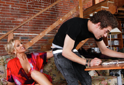 Julia Ann & Xander Corvus in My Friends Hot Mom - Sex Position 1