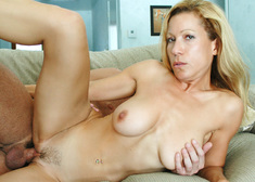 Kimmie Morr & Will Powers in My Friend's Hot Mom - Centerfold