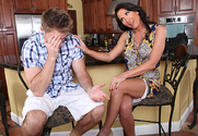 Lezley Zen & Levi Cash in My Friend's Hot Mom