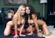 Teri Weigel & Lisa DeMarco & Jordan Ash in My Friend's Hot Mom story pic