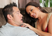 Michelle Lay & Johnny Castle in My Friend's Hot Mom story pic