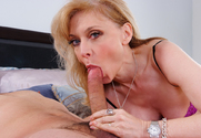 Nina Hartley & Anthony Rosano in My Friends Hot Mom - Sex Position 2