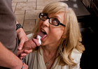 Nina Hartley & Dane Cross in My Friends Hot Mom -  Blowjob
