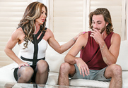 Nina Dolci & Lucas Frost in My Friend's Hot Mom