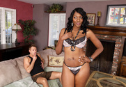 Nyomi Banxxx & Bill Bailey in My Friends Hot Mom - Sex Position 1