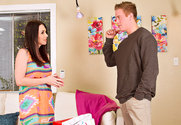 Rayveness & Richie Black in My Friends Hot Mom - Sex Position 1