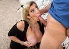 Sara Jay & Danny Wylde in My Friends Hot Mom -  Blowjob