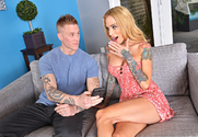 Sarah Jessie & Richie Black in My Friend's Hot Mom