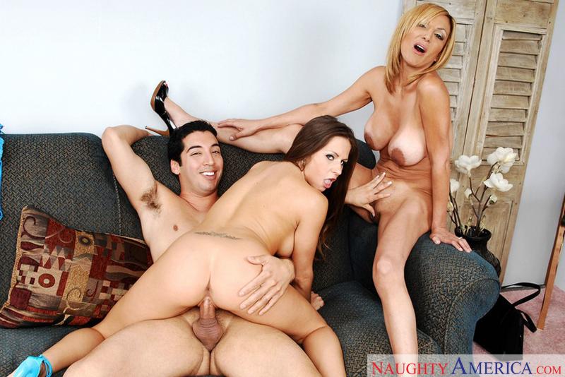 NaughtyAmerica Mrs Soleil in My Friends Hot Mom -