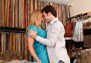 Tanya Tate & James Deen in My Friends Hot Mom - Sex Position 1