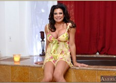 Teri Weigel & Marcos Leon in My Friends Hot Mom - Centerfold