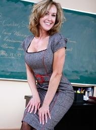 Professor Porn Video with Big Ass and Big Fake Tits scenes