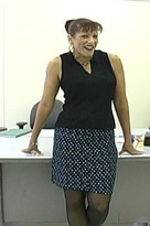Carol starring in MILFporn videos with Big Ass and Brunette