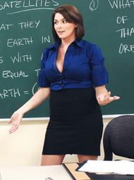 Professor Porn Video with Big Ass and Big Natural Tits scenes