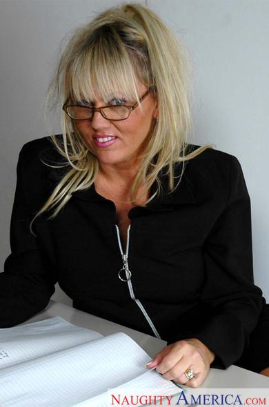 My first sex teacher - mrs.sanders photos 236