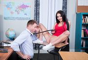 Cyrstal Rae & Levi Cash in My First Sex Teacher