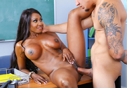 Diamond Jackson & Bruno Dickemz in My First Sex Teacher - Sex Position 2