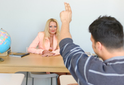 Diana Doll & Anthony Rosano in My First Sex Teacher story pic