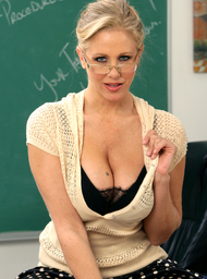 Julia Ann & Rocco Reed in My First Sex Teacher - Centerfold