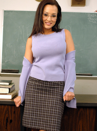 Lisa Ann & Derrick Pierce in My First Sex Teacher - Centerfold