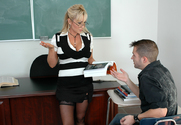 Milan & Kris Slater in My First Sex Teacher