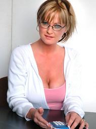 Allison Kilgore & James Deen in My First Sex Teacher - Centerfold