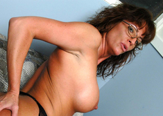 & Brandee in My First Sex Teacher - Centerfold