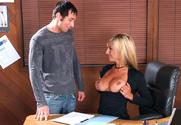 Val Malone & Joey Brass in My First Sex Teacher