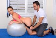 Chanel Preston & Johnny Castle in My Girlfriend's Busty Friend - Sex Position 1