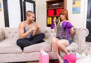 Penny Pax & Xander Corvus in My Girlfriend's Busty Friend story pic