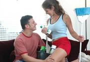 Felony & Anthony Rosano in My Naughty Latin Maid