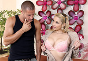 Sarah Vandella & Danny Mountain in My Naughty Massage