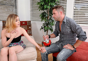 Alexia Gold  & Kris Slater in My Sisters Hot Friend - Sex Position 1
