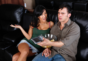 Asa Akira & Anthony Rosano in My Sisters Hot Friend - Sex Position 1