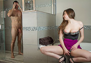 Elektra Rose & Preston Parker in My Sisters Hot Friend - Sex Position 1