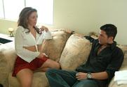 Isabella Soprano & Kris Slater in My Sister's Hot Friend