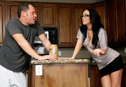 Jayden Jaymes & Alec Knight in My Sister's Hot Friend story pic