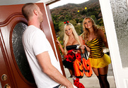 Jessie Rogers, Rikki Six & Jordan Ash in My Sisters Hot Friend - Sex Position 1