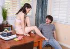 Lucie Cline - Sex Position 1