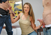 Mia Rose & Alex Gonz & Vincent Vega in My Sister's Hot Friend story pic