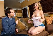Sydney Cole & Joey Brass in My Sister's Hot Friend
