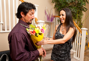 Amy Fisher & Tommy Gunn in My Wife's Hot Friend story pic