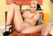 Christy Mack & Michael Vegas in My Wife's Hot Friend - Sex Position 1