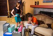Devyn Cole & Mr. Pete in My Wife's Hot Friend - Sex Position 1