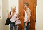 Jenny Hendrix & Bill Bailey in My Wife's Hot Friend story pic