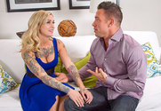 Kleio Valentien & Johnny Castle in My Wife's Hot Friend - Sex Position 1