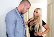 Nikki Benz & Danny Mountain in My Wife's Hot Friend - Sex Position 1