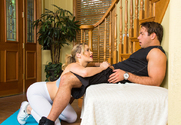 Mia Malkova & Chad White in My Wife is My Pornstar - Sex Position 1